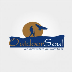 Outdoor Should website logo design