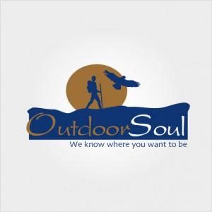 Outdoor Should website logo design
