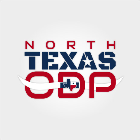North Texas ODP soccer logo design