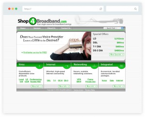 shop4broadband-website