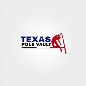 Texas Pole Vault logo