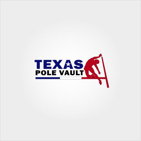 Texas Pole Vault Logo